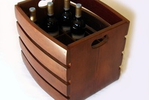 Bottle crates / Design options for home brew bottle crates