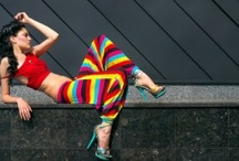 Fashion Trends: Color Blocking