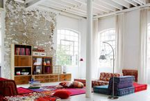 Decor : Loft, Vintage, Industrial