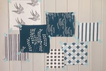 Pattern & Palette-Using Grey with Colour / How to decorate with grey and a colour