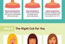 Hair an makeup tips