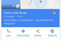 Paris Lovely Shoes at Google Maps