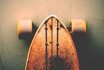 Skateboard / Skate, Longboards...