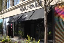 Project : Canali : Atlanta USA / Made By Rossato