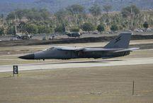 Aircraft - EF-111 Aardvark/Raven