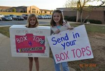Boxtops = money / by Dawn Judy