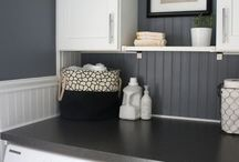 Laundry / Mudroom Ideas / by Giesken's Cabinetry & Floor Covering