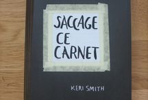 livres : saccage ce carnet