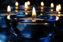 Candles to light my way...
