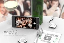 The Click / a remote control for your phone's camera