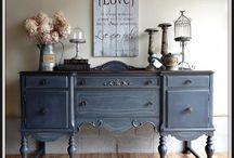 Idées restoration meubles
