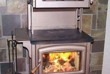 wood cooking stove