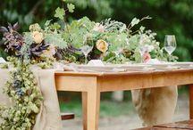 Farm to Table Rustic Wedding