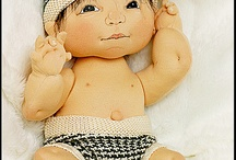 Bonecos Bebês