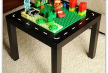 Lego forever! / Lego ideas and hacks not just for kids play!