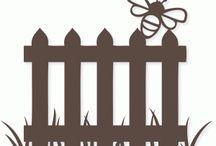 Fence eclosure / Ogrodzenie płot