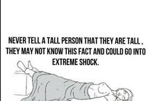 Tall girl problems / Tall girls know this :(