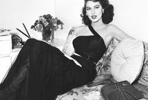 Old hollywood inspo