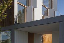 Minimalist cubic house