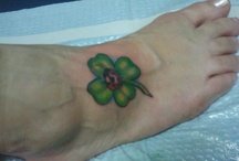 Tattoos / by Kathy Nugent