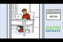 #LifeAtRapid Careers / RapidAdvance actively recruits the best and brightest professional individuals to support our customers and our partners. We seek motivated and responsible team players to share in our success while building a rewarding career. If you are passionate, dedicated talented professional looking to propel your career past ordinary to extraordinary, we have an opportunity for you! / by RapidAdvance