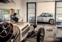 Porsche 911 SC de Achim Anscheidt / Porsche 911 SC (1981) de Achim Anscheidt, director de Diseño en Bugatti.