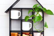 Идеи для дома. / Необычные, красивые идеи для домашнего декора.