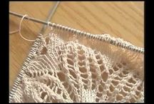 tejidos a palillo