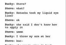 buc and steve