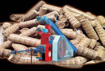 Biomass Whitecoal Briquettes