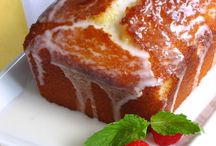 Ina Gartner lemon loaf cake