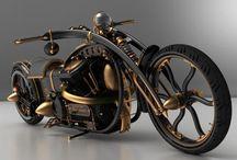 Motorcycles of my Dreams