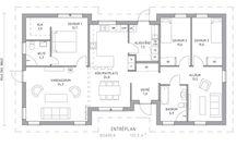 planlösning - Floorplan