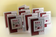 Cardmaking - Christmas Cards