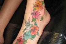 Foot Tattoos / Foot Art