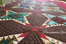 PersimmonQuilts.com(7) Customer Quilts 2016 / A few of the quilts longarmed in 2016 by Le Ann Weaver of Persimmon Quilts.