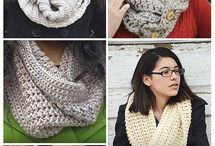 Crocheted Winter wear