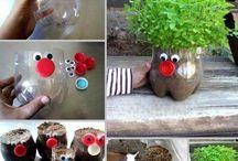 Blom coke bottel