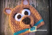 Crocheted Hats/bonnets