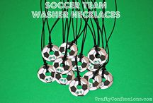 Soccer / by Carly DeAugustines Saal
