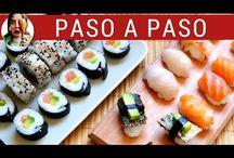 Ñam ñam sushi