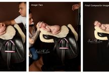How to composite images for newborn safety / A behind the scenes on how I create my portraits with composites  http://www.sarahmcleanphotography.co.uk/blog/ive-joined-banpas