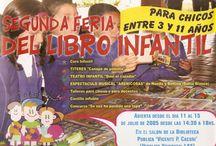 2da. Feria del Libro Infantil (2005) / Feria del libro infantil organizada por la Biblioteca Cacuri junto al Sindicato Empleados de Comercio (Tres Arroyos, Argentina)