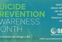 Prevention and Awareness / Prevention and Awareness Months