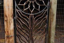 Калитки и Двери