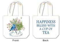 Tea Gifts Tea Totes Tea Cozies Tea Puzzles / Coordinating Tea Gifts