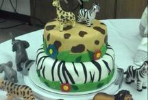 Cakes / by Alicia Robinette Ruff