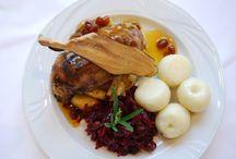 Catering Warszawa - Grupa RSVP / Dania serwowane przez Grupę RSVP #catering