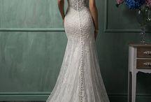 Wedding dresses / by Christine Bedell