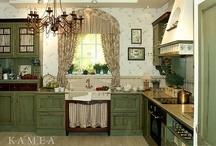 Кухни...